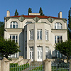 Pearl of Prague cubist architecture - Kovarovic Villa
