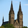 Picture of Church of Saint Peter and Paul in Prague Vysehrad Castle