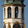 Prague Loreto carillon in the Clock Towek